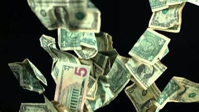 Money 3d Wallpapers Falling Background Wallpapersafari Dollars