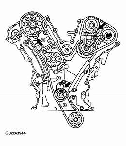 2004 Suzuki Grand Vitara Engine Timing Chain Diagram Installation