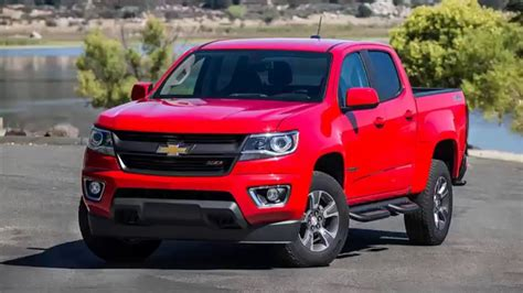 After Delay Chevy Colorado And Gmc Canyon Diesels Are