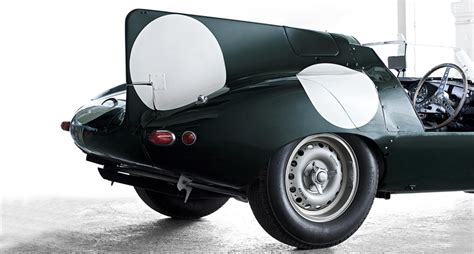 Why The Jaguar D-type Sprouted A Tailfin