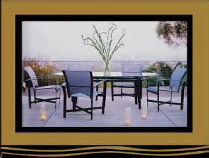 outdoor furniture showroom specials