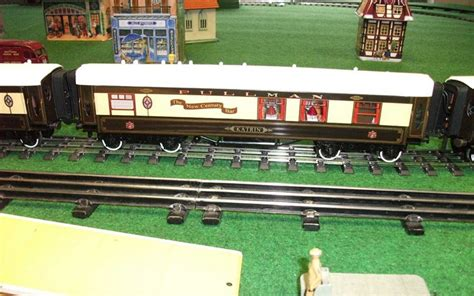 Darstaed Pullman Coaches