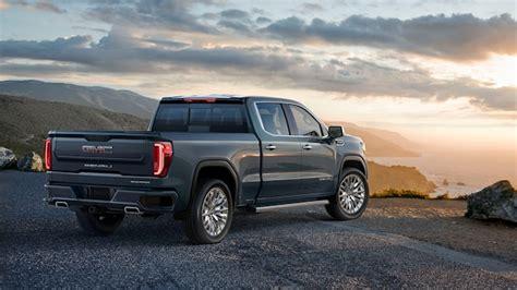 gmc sierra denali luxury pickup truck model details