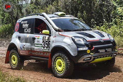 L'estrema Fiat PanDakar protagonista della Dakar 2017