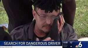 Florida truck driver shot in the FACE in road rage attack ...