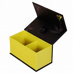 Rigid Box Perfume Box Packaging Box Black Box Rigid