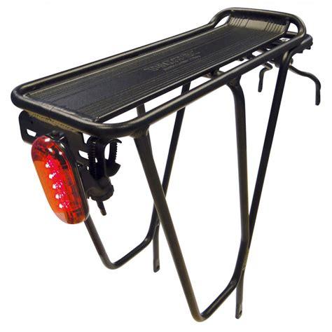 bike rear rack tortec supertour rear pannier rack