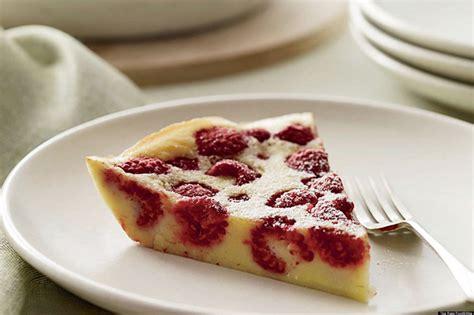 dessert cuisine clafoutis