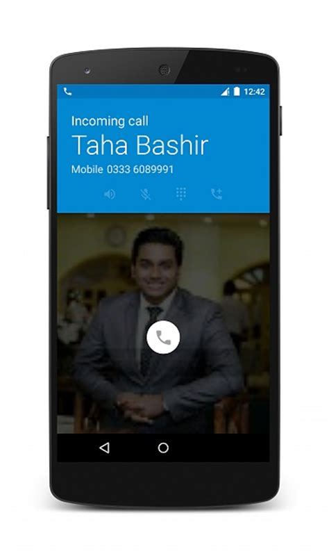 call my android android m incoming call screen concept android forums at