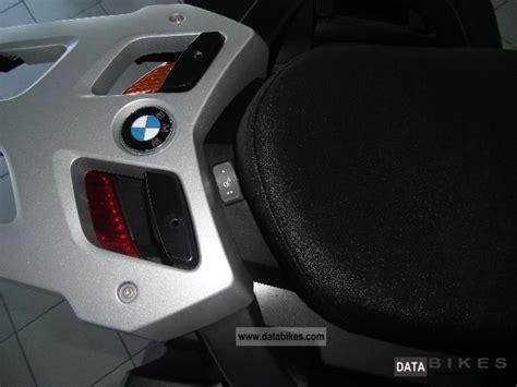 2008 Bmw K 1200 Gt Kahedo Bench Seat, Cruise Control