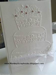 1000 images about cards with embossing folders on for Wedding cards using embossing folders