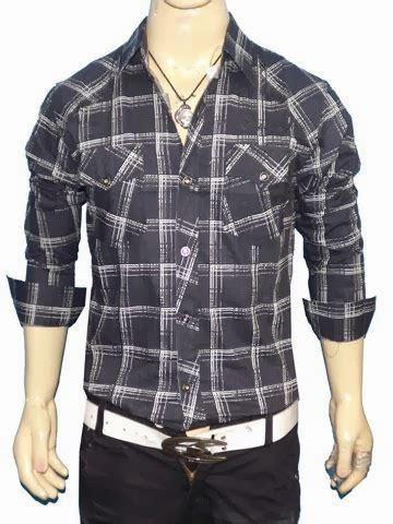 7 baju kemeja laki laki terbaru