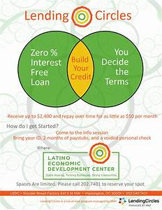 Join a Lending Circle with LEDC