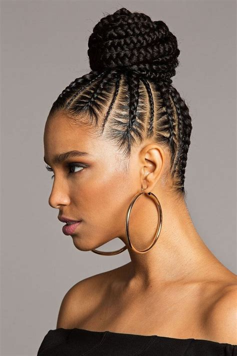 coiffure tresse africaine 628 best cheveux cr 233 pus tresses africaines images on hair afro and black