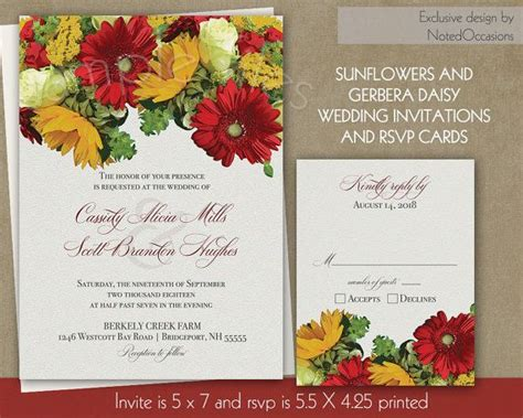 17 Best Images About Fall Wedding Invitations For Rustic