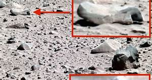 UFO SIGHTINGS DAILY: Ancient Artifacts On Mars In NASA ...