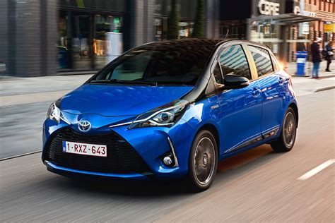 toyota yaris hybrid  review auto express