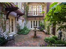 Inspiring French Courtyard Photo Architecture Plans 83880