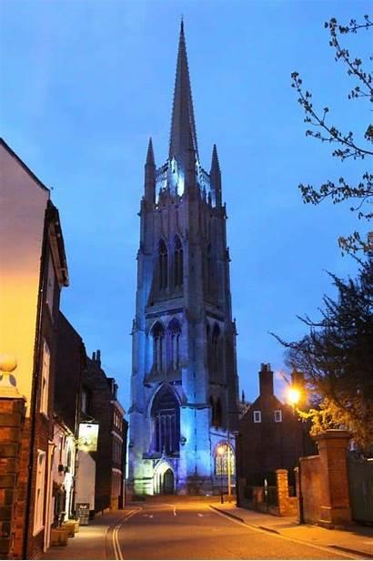 James Church Louth Saint Churches Became Parish