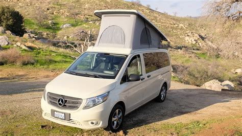 An suv might look like a great way to escape the grind of city life, but it will be pretty uncomfortable to sleep in. Mercedes Metris - Sportsmobile Custom Camper Vans