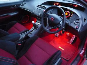 civic illuminazione mugen honda civic type r gt fn2 2006 2011 ambient