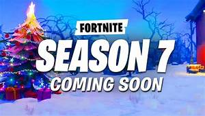 Fortnite Season 7 Leaks Rumors 2 Fortnite Season 7 News Rumors YouTube