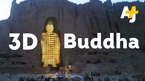 taliban destroyed  buddhas  bamyan  artists