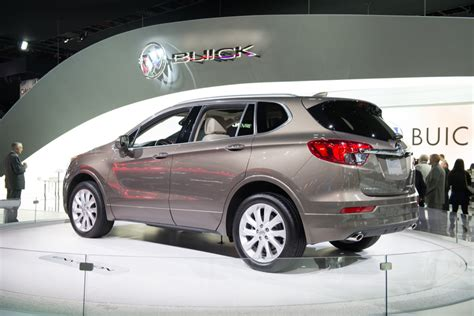 Buick Envision Colors Officially Released Gm Authority