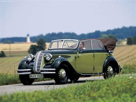 BMW 326 Cabriolet (1936) - picture 1 of 1