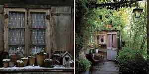 les 25 meilleures idees de la categorie habiller un mur With trompe l oeil exterieur jardin 7 habiller les murs de son jardin