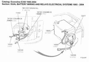 Dual Battery Wiring Diagram Ford E350