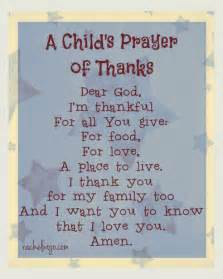 a child 39 s prayer of thanks 12 blessings book giveaway rachelwojo