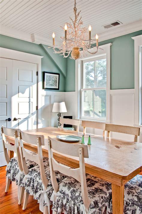 enclosed patio ideas dining room farmhouse  antler
