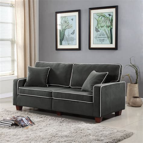 small loveseats for small rooms small sofas for small rooms