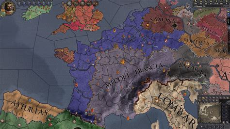 crusader kings  review  politically driven feast