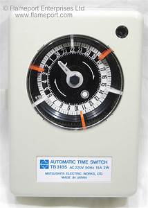 National Automatic Time Switch