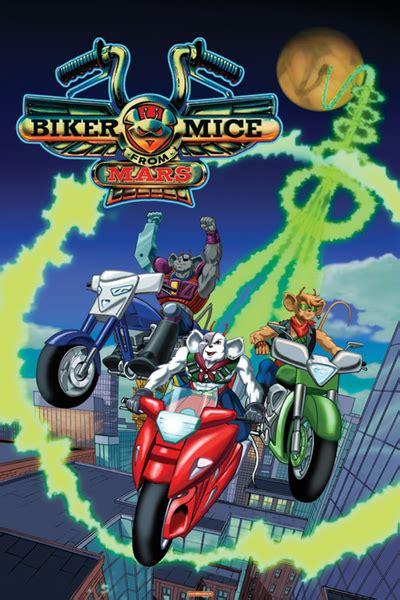 biker mice da marte serie  wikifur