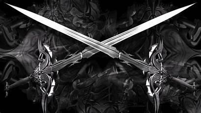 Sword Swords Wallpapers Desktop Cool Cross Lbu