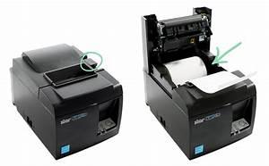 Ethernet Receipt Printer Setup
