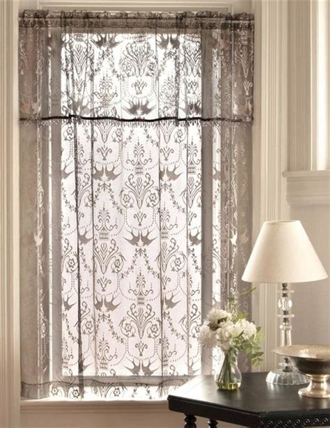 downton duchess collection lace curtains