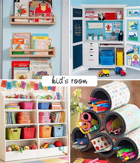Corral The Mess In Your Child's Room  Decorating Your
