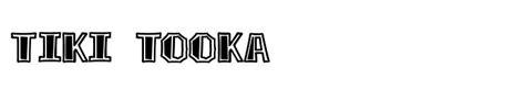 Free Tiki Fonts