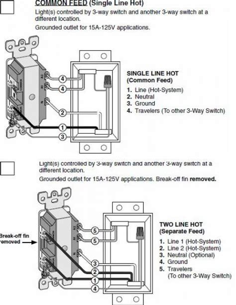 Replacing Way Switch With Combo Outlet