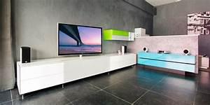Meuble Tv Haut De Gamme : meuble tv tres haut de gamme ~ Teatrodelosmanantiales.com Idées de Décoration