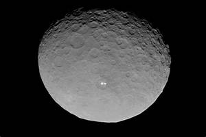 Dwarf planet Ceres looks like an asteroid but acts like a ...