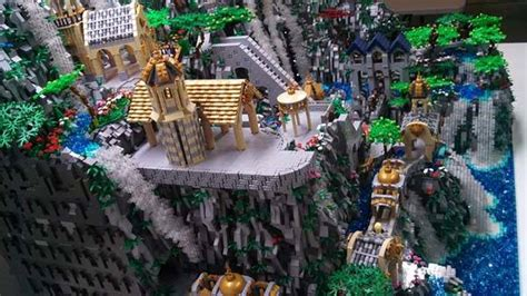 hobbit rivendell lego set gadgetsin