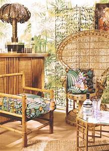 Salon De Jardin Bambou : salon de jardin en bambou pas cher ~ Teatrodelosmanantiales.com Idées de Décoration
