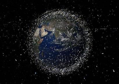 Space Debris Earth Orbit Objects Universe Today