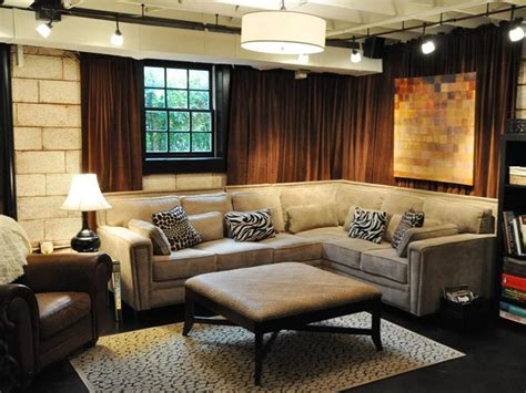 Home Design Ideas Basement by 22 Finished Basement Contemporary Design Ideas Page 4 Of 4