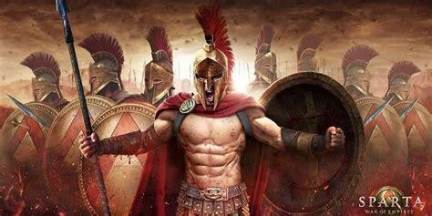 Spartan War by Sparta War Of Empires